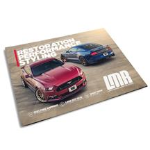 Late Model Restoration 2015-2019 Mustang Parts Catalog