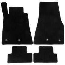 LLOYD Mustang Black Floor Mats (13-14) 011801