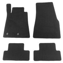 LLOYD Mustang Floor Mats Black (11-12) 11901