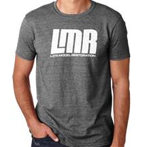 LMR T-Shirt (Large) Smoke Gray