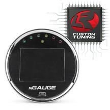 Lund Racing Mustang nGauge Digital Gauge w/ Lund Racing Tune (11-20)