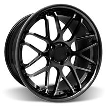 Mustang Downforce Wheel - 20x10 Gloss Black (05-18)