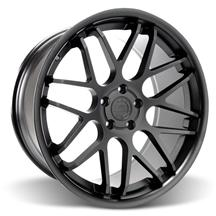 Mustang Downforce Wheel - 20x8.5 Matte Black (05-18)