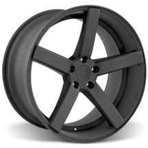 Mustang DF5 Wheel - 20x10 Flat Black (05-17)