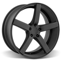 Mustang DF5 Wheel - 20x8.5 Flat Black (05-17)
