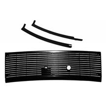 Mustang Cowl Vent Grille & Lower Windshield Molding Kit (83-93)