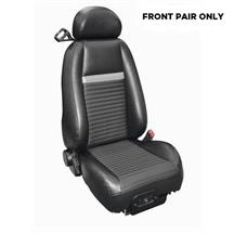 Mustang TMI Mach 1 Front Seat Upholstery - Vinyl (03-04)