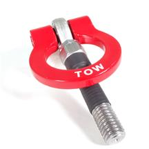 Mustang ZL1 Addons GT350 Front Tow Hook - Red (16-17)