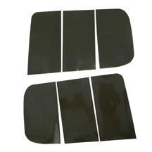 Anchor Room Mustang Smoked Tail Light Tint Kit (05-09)