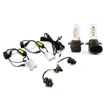 Mustang Diode Dynamics HID Headlight & LED Fog Light Upgrade Kit (05-12)