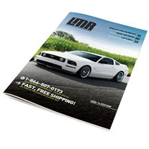 Late Model Restoration 2005-2014 Mustang Parts Catalog
