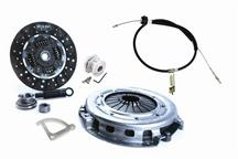 "Mustang Exedy Mach 400 Stage 1 Clutch & Cable Kit - 10.5""  - 10 Spline (86-95) 5.0"