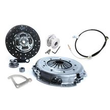 "Stage 1  Mustang Clutch & Cable Kit w/ Exedy Mach 400 Clutch - 11"" - 10 Spline (99-04) 4.6"