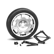 Mustang Spare Tire Kit  - 5-Lug (79-14)