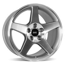 SVE Mustang 2003 Cobra Style Wheel - 17x10.5  - Machined (94-04)