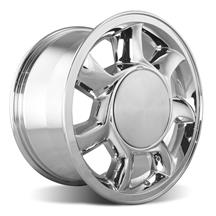 Mustang 93 Cobra Wheel LH - 17x8.5  - Chrome (79-93)