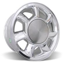 Mustang 5 Lug 93 Cobra Wheel RH - 17x8.5 Chrome (94-04)