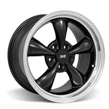 SVE Mustang Bullitt Wheel - 17X9  - Black (94-04)