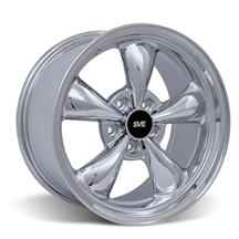 Mustang Bullitt Wheel - 17X9 Chrome (94-04)