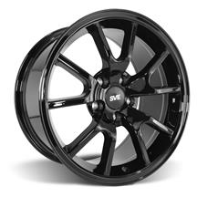 Mustang FR500 Wheel - 17x9  - Gloss Black (94-04)