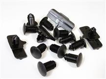 Mustang Rocker Molding 14 Piece Push Pins (00-04)