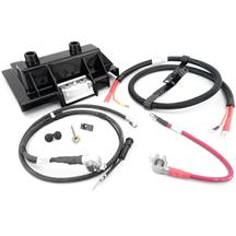 Mustang Battery Tray & Cable Kit (92-93) 5.0