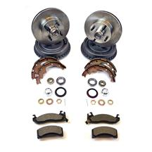 Mustang Replacement Brake Kit (83-86) 5.0