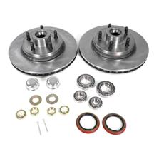 Mustang Front Only 5 Lug Conversion Kit (87-93)