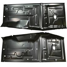 Mustang Floor Pan Kit (79-93)