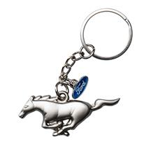 Pony Key Chain w/ Ford Charm
