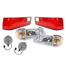 Mustang Complete Lighting Resto Kit (87-93)