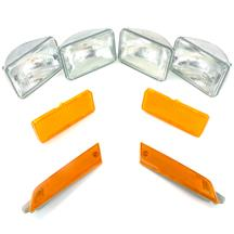 Mustang 8 Piece Headlight Kit (79-86)