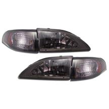 Mustang SVE Cobra Smoked Headlight Kit (94-98)