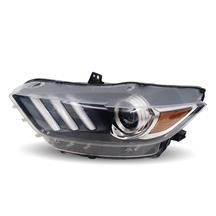 Mustang Replacement HID Headlight - Driver Side (15-17)