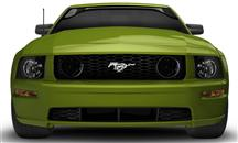Mustang Smoked Fog Light Covers (05-09)