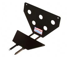 Mustang Sto N Sho License Plate Bracket (13-14)