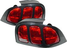 Mustang Tail Light Assembly Kit (96-98)