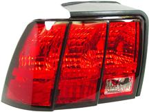 Mustang Tail Light Assembly LH (99-04)