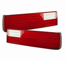 Mustang GT Tail Light Lens Kit (87-93)