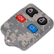 Mustang Digital Camouflage Key Fob Case (99-09)