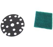 Mustang Horn Button Repair Pad (87-89)