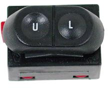 Mustang Door Lock Switch - RH (87-93)