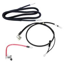 Mustang Battery Cable Kit (87-91) 5.0