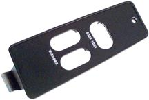 Mustang Window Switch Cover - LH (87-93)
