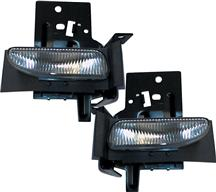 Mustang Fog Light Assembly Kit (94-98)