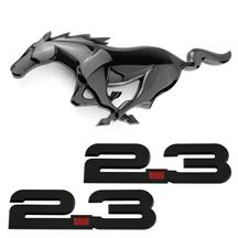 Mustang SVE Black-Out Emblem Kit (15-20) 2.3