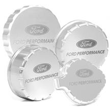 Mustang Ford Performance Billet Engine Cap Set (15-18)