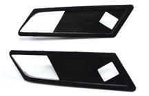 Mustang Front Side Marker Lens Support Pair (79-86)