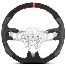 Mustang SVE X550 Steering Wheel - Red (15-17)