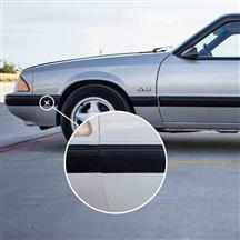 Mustang Front Of Front Fender Molding - LH (91-93)